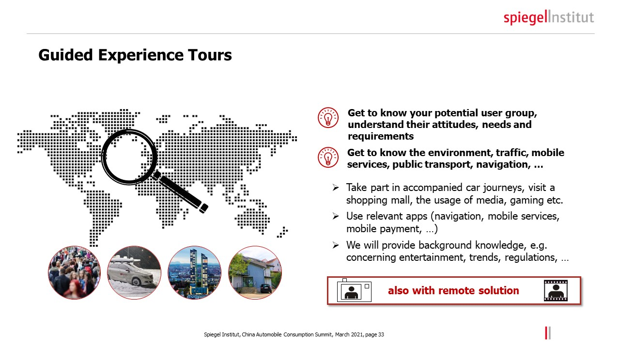 Guided Experience Tour