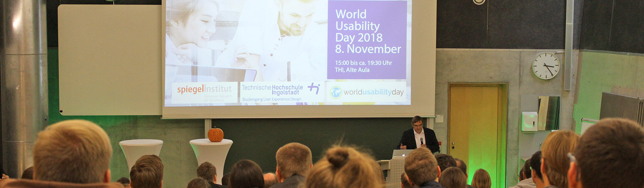 A repeat success: The second World Usability Day in