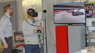 WUD Ingolstadt 2017, Virtual Reality