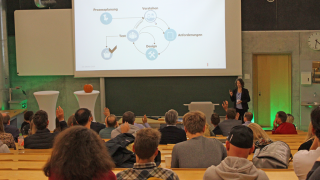 "Workshop from Viola Manz about ""User Centered Design Process Mapping – ein innovatives Framework des Spiegel Institut"""