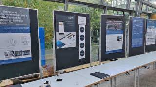 Exhibition of UXD projects and final work