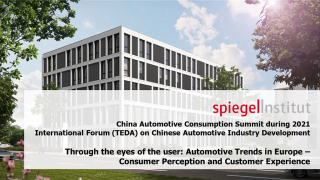 Chinese Automotive Industry Development